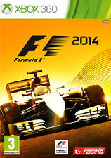 F1 2014: FORMULA 1 2014 XBox 360 * in buone condizioni *