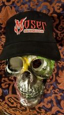 New NEAL MOSER Guitars Custom Shop Official CAP HAT MCS Rich Bich BC Guitar Bass