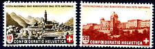 SVIZZERA -   1943  PRO PATRIA    **