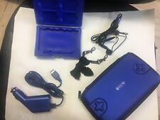 DS Starter Pack Electric Blue Travel Accessories for Nintendo DS
