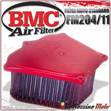 FILTRO DE AIRE BMC DEPORTIVO LAVABLE FM204/11 SUZUKI GSX 1300 R HAYABUSA 2002