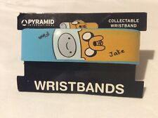 Adventure Time  Finn and Jake  rubber wristband in blue