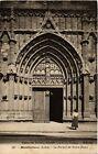 CPA Montbrison (Loire) - Le Portail de Notre-Dame (580072)