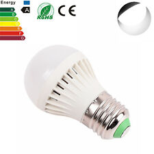 9Pcs 2W E27 LED Lamp Buld  Energy Save Light Bulb White AC110V-220V Brightness