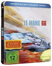 Le Mans 66 - Gegen jede Chance [Blu-ray im Limited Steelbook/NEU/OVP]