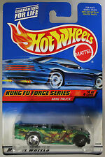 Hot Wheels 1:64 Scale 1999 Kung Fu Force Series MINI TRUCK