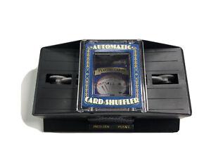 Vintage Automatic card shuffler 1-2 decks
