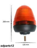 Lampeggiante 12/24V LED Lampeggiatore Auto Camion E-Marque