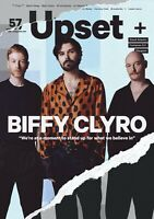 UPSET MAGAZINE - Biffy Clyro, Wargasm, Stand Atlantic, Fontaines D.C. + more
