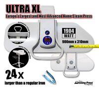 Ultra XL Steam Iron Press (90cm; 2,200w) Europe's Largest & Most Advanced Press!