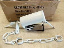 1 White Z-Trap Dog Proof Push Pull Trigger (1 Single) Traps Trapping