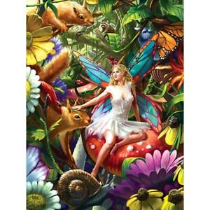 5D DIY Full Drill Diamond Painting Butterfly Fairy Cross Stitch Embroidery N#S7