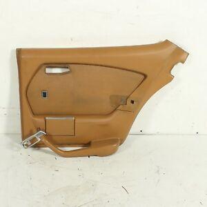 73 74 75 76 Mercedes-Benz W116 450SE REAR RIGHT DOOR PANEL TRIM OEM 119k
