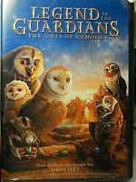 Legend of the Guardians The Owls of Ga'Hoole  DVD PG 97 minutes 2010