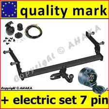 Vehicle Parts & Accessories Tow Bars Dacia Duster 2013-2015 towbar fixed swan neck 7-pin electric kit