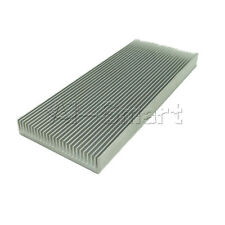 New Heat Sink LED Power Current Memory-Chip IC Transistor Aluminum 100x41x8mm