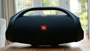 JBL Boombox 2 Portable Waterproof Bluetooth Speaker - Black