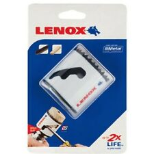 "LENOX Tools Bi-Metal Speed Slot Hole Saw with T3, 1-7/8""-48MM"