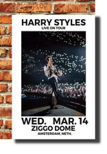 Harry Styles 2018 Live on Tour Silk 30 27x40 Poster Wall Decor T465