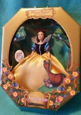 Princess Portrait Collectible SNOW WHITE Doll 60th Anniversary Mattel Disney