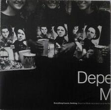 "DEPECHE MODE - EVERYTHING COUNTS (LIVE) 7"" VINYL SINGLE POP ELECTRONIC EX/EX"