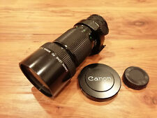 Canon New FD nFD 300mm f/4 Lens
