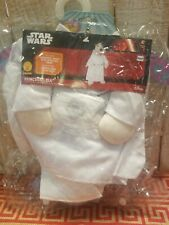 Princess Leia Costume Dog Cat Star Wars Pet Halloween Fancy Dress Rubies Small