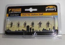 Graham Farish Scenecraft 379-318 1960/70's Station Staff       (N Gauge) Figures