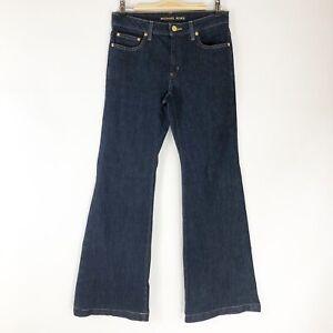 Michael Kors Selma Flare Jeans - Size 4
