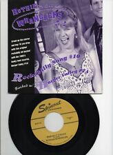 """Ruthie & The Wranglers Rockabilly Song #10 Harper Valley PTA 7"""" 45 Rock"""