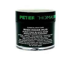 Peter Thomas Roth Irish Moor Mud Purifying Black Mask 1.7 oz/50 ml NWOB