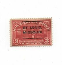 United States used Q3 precancel St Louis Missouri