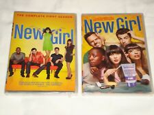 New Girl Seasons 1-2, 1 & 2, One Two, One & Two,DVD,Zooey Deschanel,New & Sealed