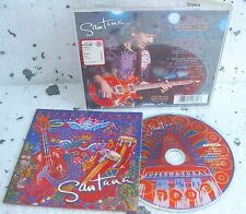 SANTANA Supernatural (1999) CD ORIGINALE Arista ‎– 07822 19080 2