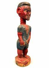 Art Africain African Arte Africano Africana Afrikanische Colon Baoulé - 33 Cms