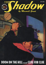 THE SHADOW DOUBLE NOVEL VOL 105 DOOM ON HILL & CLUE FOR CLUE Roman englisch