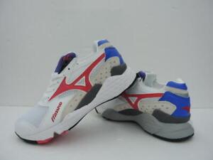 Mizuno Mondo Control Unisex Sneakers Outdoor Walking White Azalea NWT D1GA201166