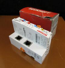 Beckhoff EK1100 EtherCAT E-Bus Coupler Interface Module