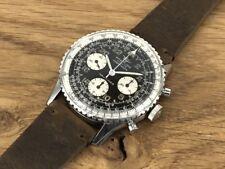BREITLING Cosmonaute Navitimer 24 Hour 809 Venus 178 - Vintage 1965 Chronograph
