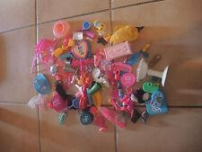 Großes Altes Konvolut : Kleinteile für Barbie / Spielzeug MIX plus diverse !!!