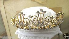 diademe bijou de theatre / couronne de princesse / annees 50?