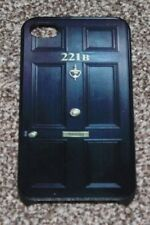 Baker Street Sherlock Holmes Hard Plastic Case for Apple IPhone 4/4s