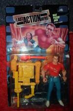 Último héroe de acción calor Sombrero Jack Arnold Schwarzenegger figura 1993 Vintage