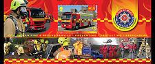 Isle of Man 2013  FIRE SERVICES  BRANDWEER  -- BLOK-M/S --   postfris/mnh