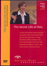 Abraham-Hicks Esther DVD The Secret Life of Pets - NEW