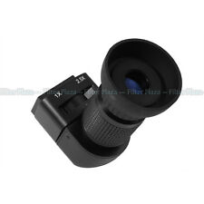 Seagull 1X-2.5X Right Angle View Finder for Canon Nikon Pentax Olympus Sony DSLR