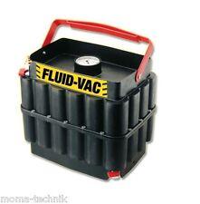 Fluid Vac Liquid extractor Profi Vakuum Ölabsauger 10l Ölabsaugpumpe Absaugpumpe