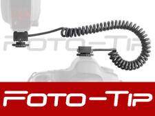 Flash TTL Extension Cord for Olympus FL-36 FL-50 FL-36R