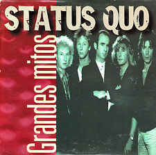 CD SINGLE EP grandes mitos STATUS QUO in the army now SPANISH 2000 5-TRACKS
