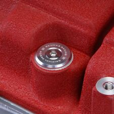 Skunk2 Racing Low-Profile Engine Valve Cover Washer Hardware Clear B-Series VTEC